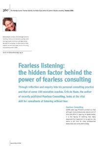 2006_AJ_Fearless Listening