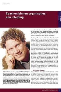 2006_Coachen binnen organisaties, een inleiding