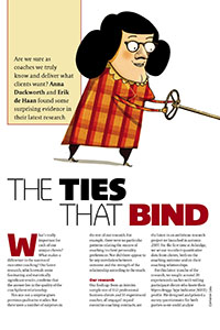 2009_The ties that bind