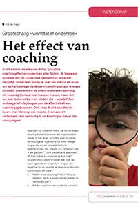 2012_Het effect van coaching
