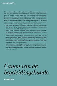 2013_Canon van de begeleidingskunde