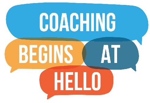 coaching begins at hello